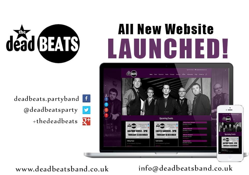 Deadbeats Website Re-Launched!