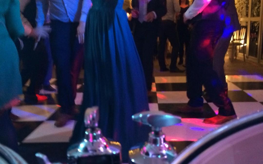 Inn at Whitewell Wedding!