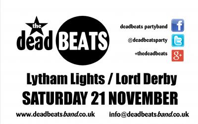 Lytham Lights / Lord Derby- St Annes