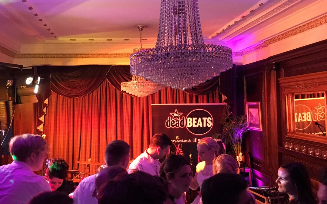The Deadbeats Smash Eaves Hall!