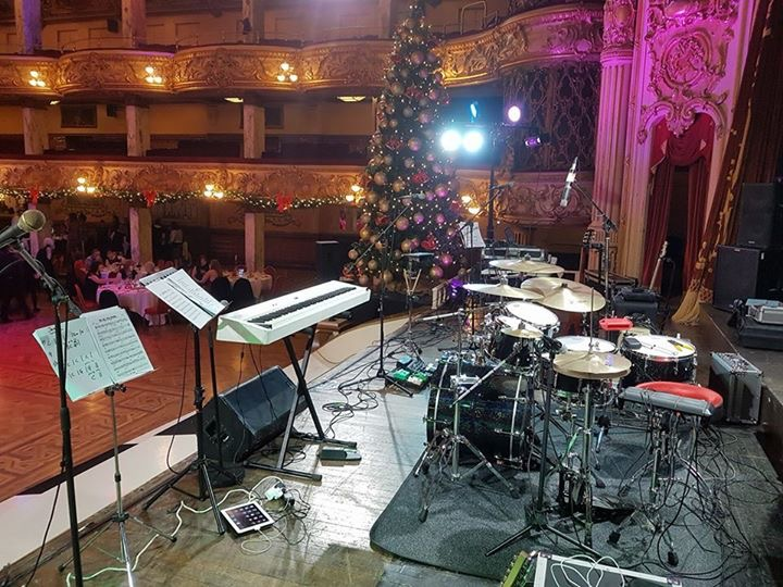Tower Ballroom Xmas Party 2016!