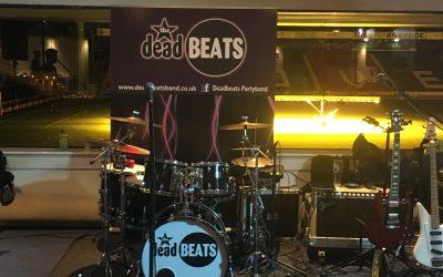 Deadbeats @ Blackburn Rovers!