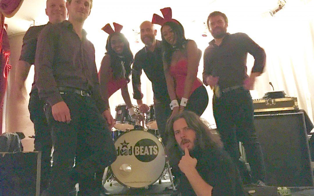 The Deadbeats Are Playboys!