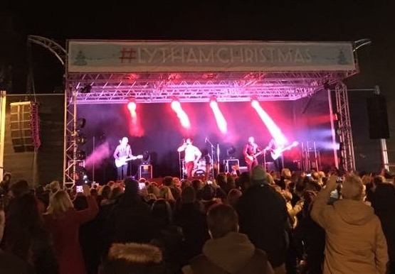 Children, Birthdays, Balls & Lytham Lights!