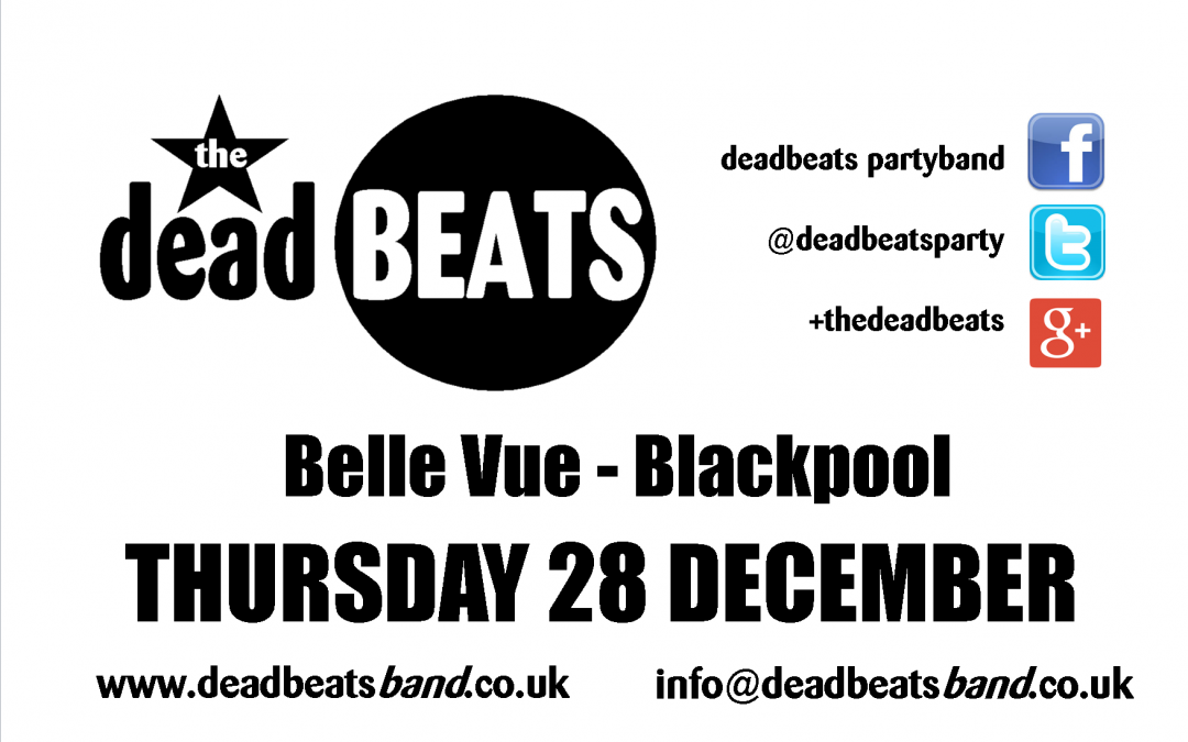 Belle Vue- Thurs 28 Dec