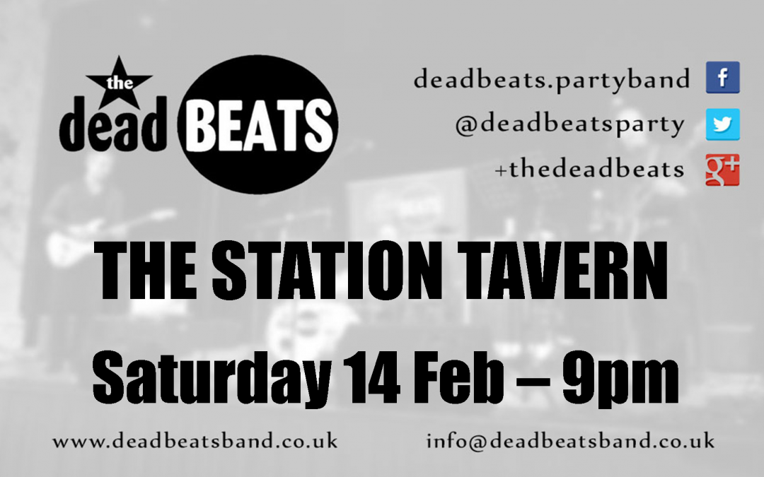 Valentine's Day at The Station Tavern