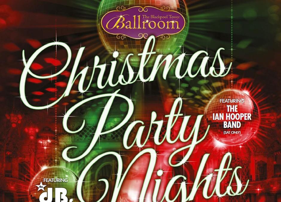 dB's at the Tower Ballroom 18.12.15