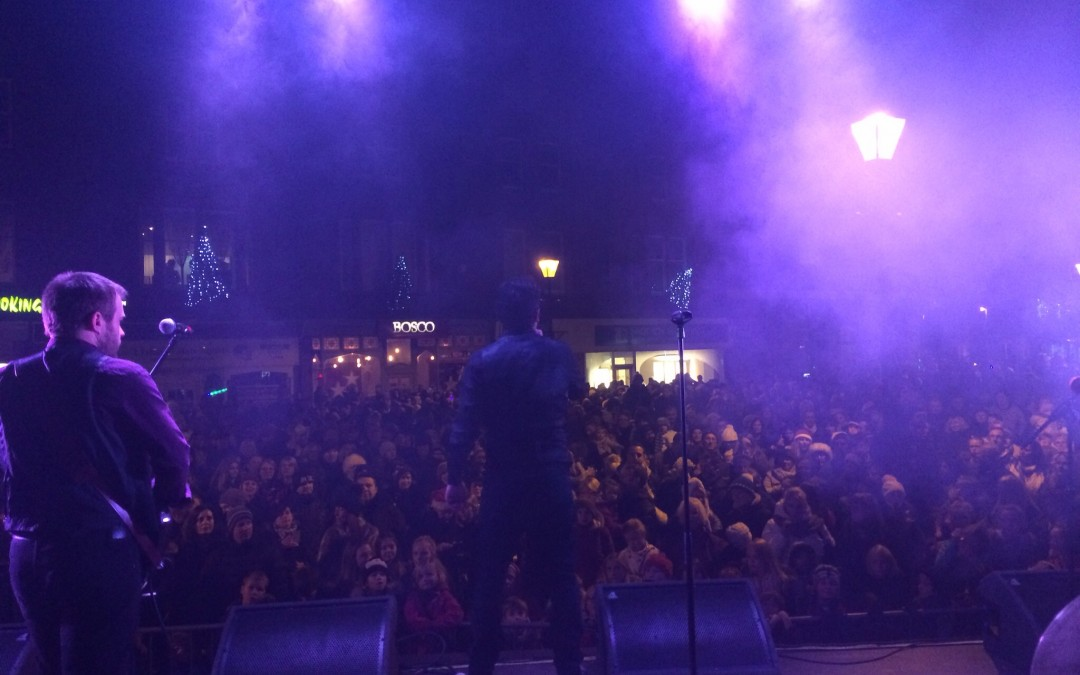 Lytham Christmas Lights Switch On 2016!