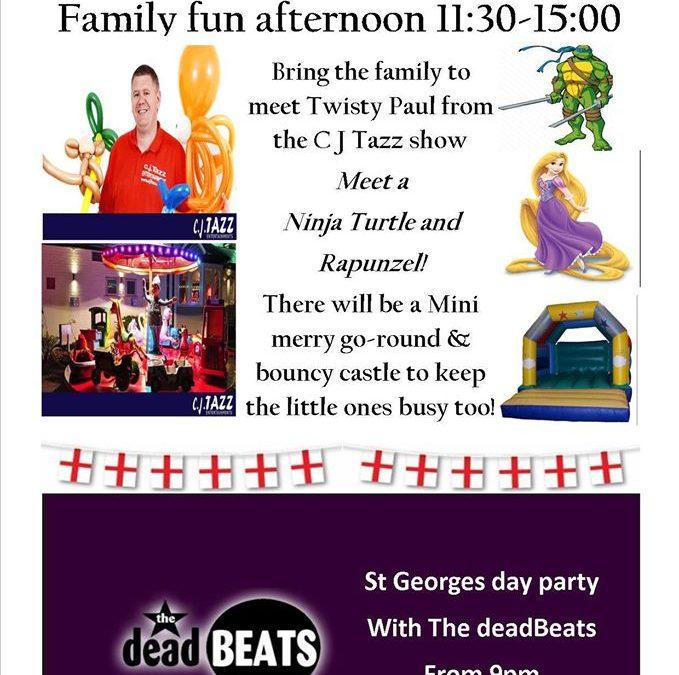 Castle Gardens, Carleton – This Saturday!