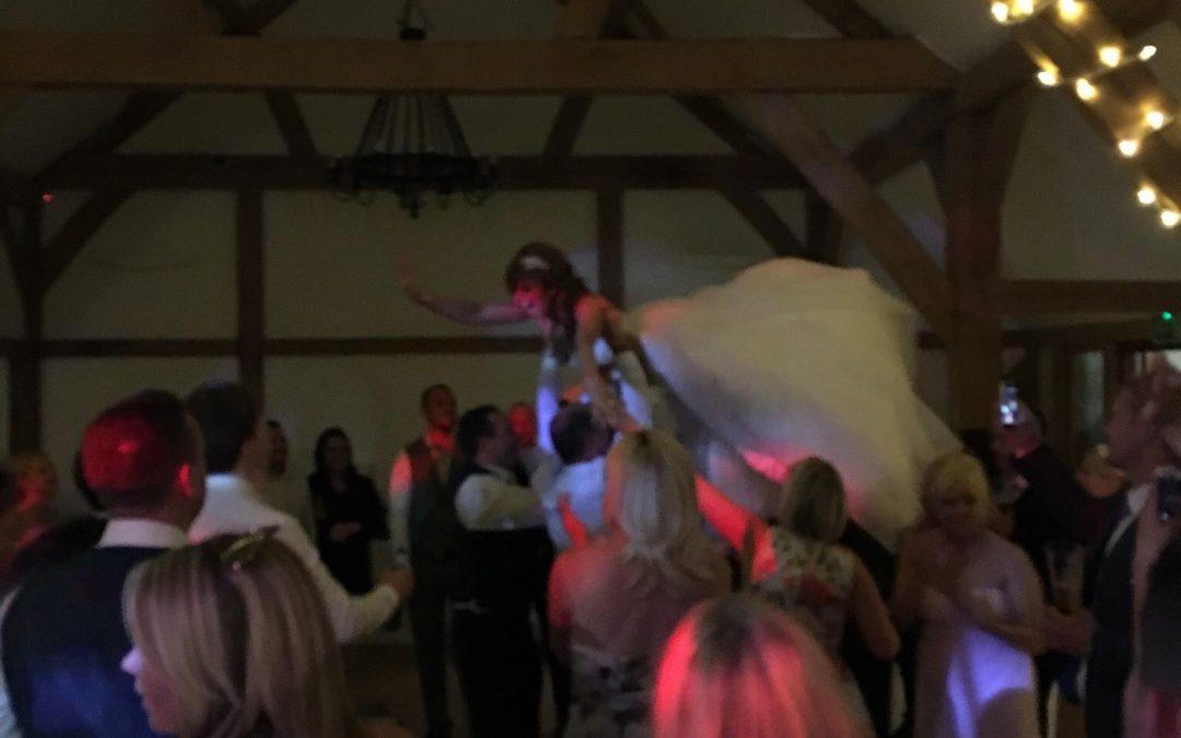 The Deadbeats Witness Floating Bride!
