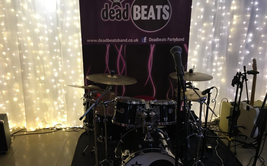 The Deadbeats @ Whalley Abbey!