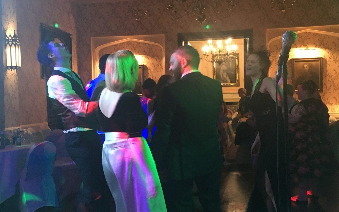 Congrats to Fiona & Mark Edwards!