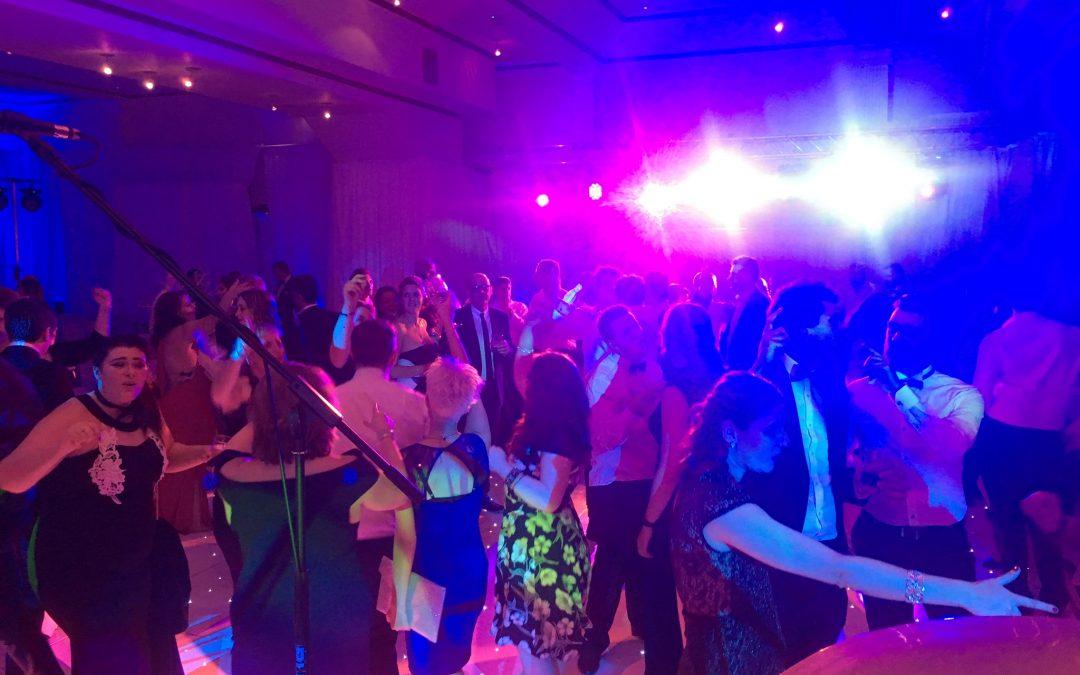 Festive Fun @ The KR Group Ball!