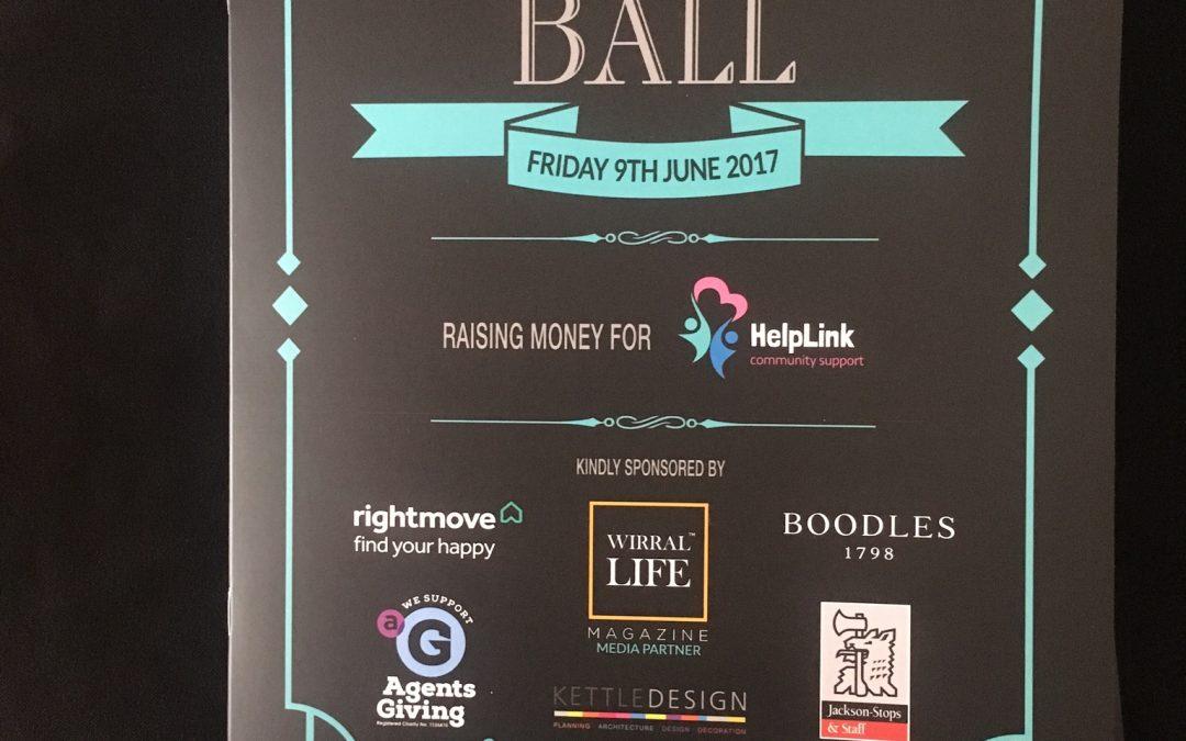 Charity Ball @ The Hillbark!!