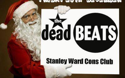 STANLEY WARD CLUB BLACKPOOL – DECEMBER 28TH