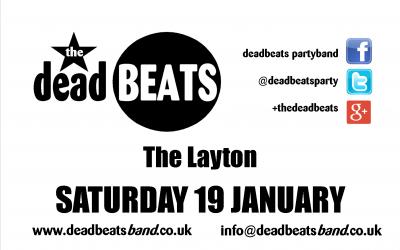 The Layton- Sat 19 Jan