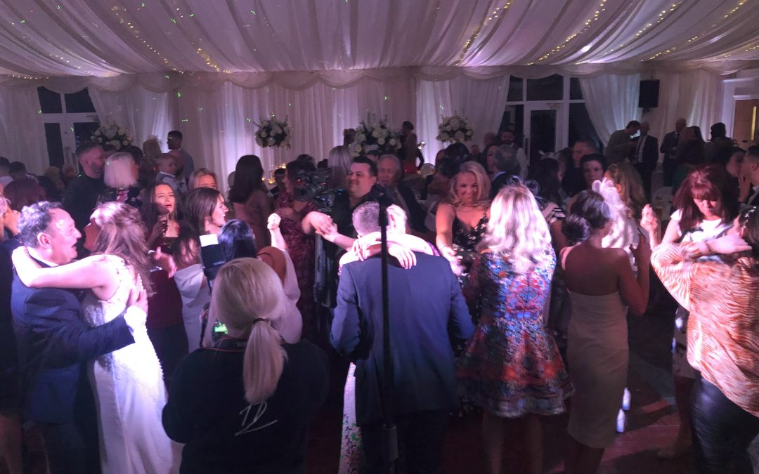 Wedding Celebrations at The Villa!