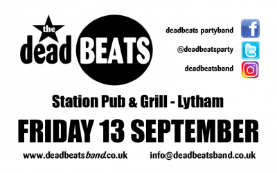 The Station – Lytham – This Friday!