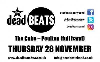 CUBE POULTON THIS THURSDAY!