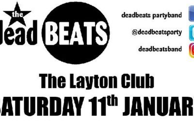 The Layton Club Saturday Jan 11th